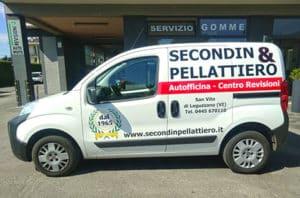 Secondin e Pellattiero San Vito di Leguzzano Vicenza